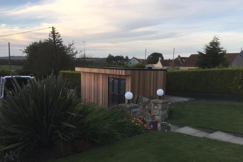 granny annexe installation in scotland