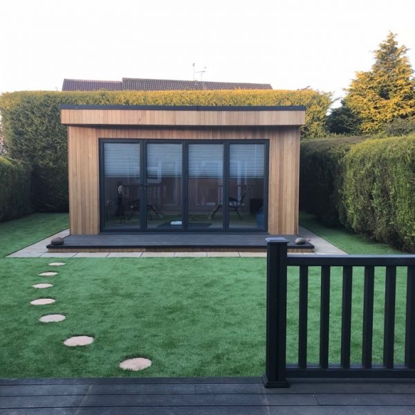Bespoke Garden Room by Creative