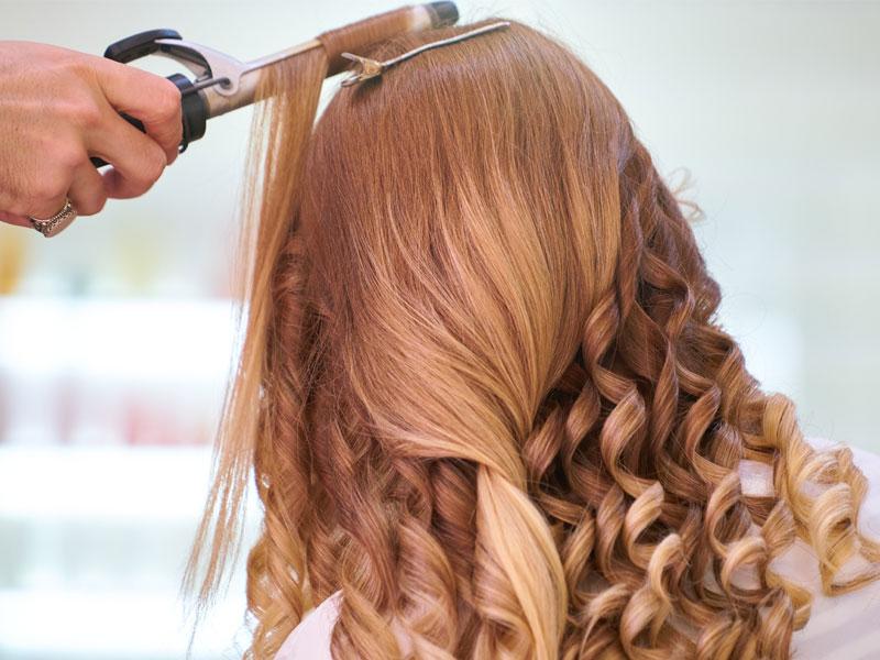 garden room hairdressing salon