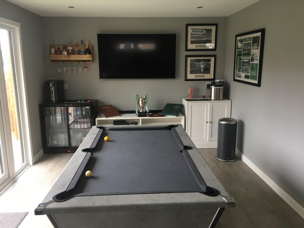 pool garden room